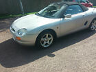 1997 MGF 18 VVC  ONLY 57K MILES  NEW MOT