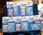 5 Diff 1988 Philadelphia Phillies Kenner Starting Lineup Figures Sealed EXMT NR!