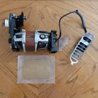 Husqvarna Viking 6370 Sewing Machine Parts, Motor, Wiring Harness, Light -WORKS