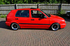 LARGER PHOTOS: 1996 Volkswagen Golf MK3 1.9 TDI OEM+ Stanced Slammed Lowered Dub Low Mileage!!!