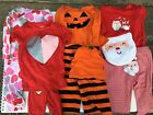 Carters And Koala Baby Girl Clothes Holiday Mixed Lot 9 12 And 12 Months