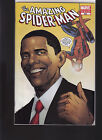MARVEL COMICS THE AMAZING SPIDER MAN 583 OBAMA 2ND PRINTING VARIANT EDITION