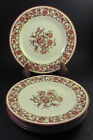 NORITAKE FIREDANCE BREAD AND BUTTER PLATES  Pattern 2401 - SET OF 5