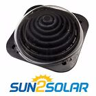 Sun2Solar Deluxe In Ground Swimming Pool Solar Heater XD2 w Bypass Kit