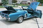 1968 Ford Mustang 1968 ford mustang convertible