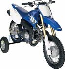 KIDS TRAINING WHEELS FOR YAMAHA TTR-50 OFF-ROAD DIRT BIKE 2006-2013 P TW04