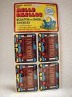 Sealed Vintage MELLO SMELLOS Scratch  Smell Stickers Chocolate Gingerbread