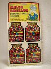 Sealed Vintage MELLO SMELLOS Scratch  Smell Stickers Jello Beans Cherry