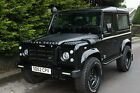 Land Rover Defender 90 XS County Station Wagon Td5 2002 52 TWISTED ED UPGRADES