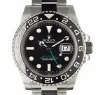 ROLEX 116710 GMT Master II Black Dial M-Serial Stainless Steel Swiss Automatic
