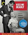 Kiss Me Deadly Blu ray Disc 2011 Criterion Collection