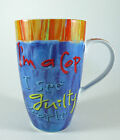 Collectible Coffee Mug - Police/Cop - I Only See Guilty People-Joyce Shelton