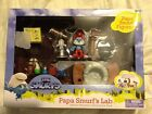The Smurf's Papa Smurf's Lab Movie Moment Adventure Pack NIB