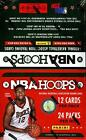 2014 15 Panini NBA Hoops Basketball 20 Box Hobby Case