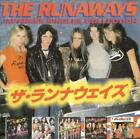 THE RUNAWAYS - JAPANESE SINGLES COLLECTION NEW CD