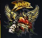 SINNER (METAL) - CRASH AND BURN [DELUXE] NEW CD