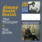 JIMMY HEATH SEXTET - THE THUMPER + THE QUOTA NEW CD
