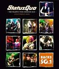 STATUS QUO: BACK2SQ.1 - THE FRANTIC FOUR REUNION 2013 LIVE AT WEMBLEY ARENA NEW