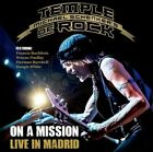 MICHAEL SCHENKER'S TEMPLE OF ROCK - ON A MISSION: LIVE IN MADRID NEW CD