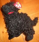 Ty Beanie Baby Black Dog Smudges August 4, 2004
