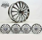 20 Inch AMG Mercedes Benz S550 Chrome Wheels S63 S65 S600 Rims