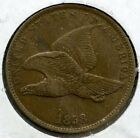 1858 Flying Eagle Cent Penny Small Letters AL695