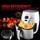 No Oil 1400W 4.2L Non-Stick Low Fat Cook Deep Fryer Health Food Cook Air Fryer