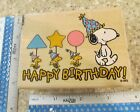 SNOOPY HAPPY BIRTHDAY MW RUBBER STAMP STAMPABILITIES