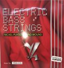 5 String Bass Strings Nickel-Plated Round Wound 45 - 135 Allparts Cheap
