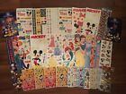 HUGE DISNEY Scrapbooking craft lot Tons Of Embellishments Stickers Mickey NEW