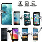 Tempered Glass Film Screen Protector For ZTE HTC iPhone Huawei Samsung Motorola
