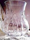 Heavy Glass Lamp Chimney Crystal Hurricane Candle Replacement Shade 225 Fitter