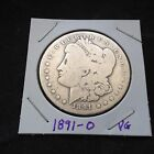 1891-O   MORGAN SILVER DOLLAR  BUT YOU BE THE JUDGE