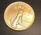 1986 AMERICAN EAGLE GOLD COIN 1 OZ BU 50