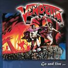 VENDETTA - GO AND LIVE... STAY AND DIE NEW CD