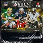 2017 Panini NFL Football Sticker Collection Unopened Box 50 Packs 350 Stickers