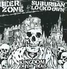 BEERZONE - KINGDOM OF THE DEAD NEW CD