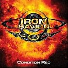 IRON SAVIOR - CONDITION RED NEW CD