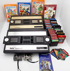 2 Original Intellivision Game Consoles 2609 and 3504 w 40 Games Tested Working!
