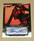 2012 Topps Star Wars Galactic Files Autographs Guide 27