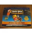 Angry Birds Star Wars Dog Tag Fun Pack Full Box with 24 unopened packs