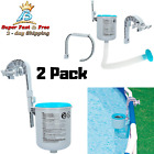 Floating Pool Skimmer Wall Mount Surface Skimmer Small Pool Skimmer Intex Deluxe