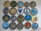 20 DIFFERENT CHALLENGE COINS