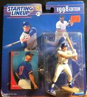 1998 Kenner Baseball Starting Lineup #17 Mark Grace Chicago Cubs Sealed