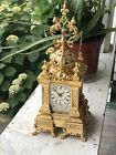 Rare  Unusual French Carriage Clock