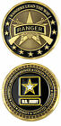 U.S. Army Rangers Lead the Way Ranger Challenge Coin