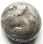 CHIOS Greek ISLAND 435BC Authentic Ancient Silver Coin SPINX AMPHORA