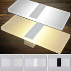 3W 12W Acrylic LED Wall Sconces Bedroom Bedside Lamp Fixture Home ROOM Light NEW