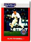 1988 Starting LineUp ALAN TRAMMELL  (ex-mt) Detroit Tigers