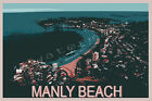 Iconic Manly Beach Sydney Scenic Travel Print Limited Ed of 250 Signed Artwork